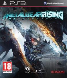 Игра для PlayStation 3 (PS3) Metal Gear Rising: Revengeance PS 3