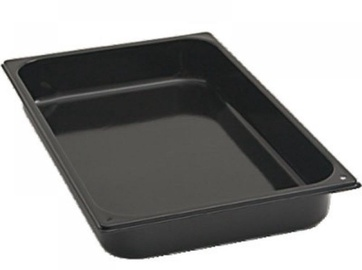 Stalgast G/​N 1/​1 40 Food Pan 5l Black