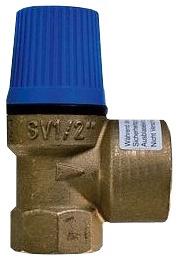 Drošības vārsts Watts 11/4X11/2 4BAR SV