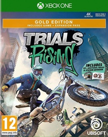 Trials Rising Gold Edition incl. Season Pass Xbox One