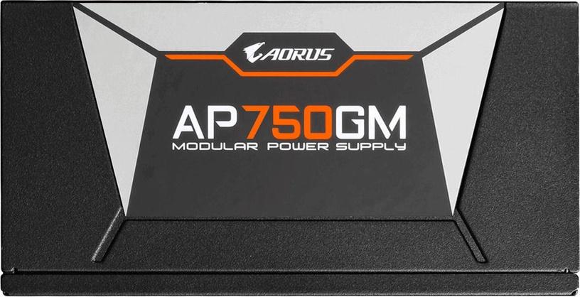 Gigabyte AORUS P750W 80+ GOLD Modular