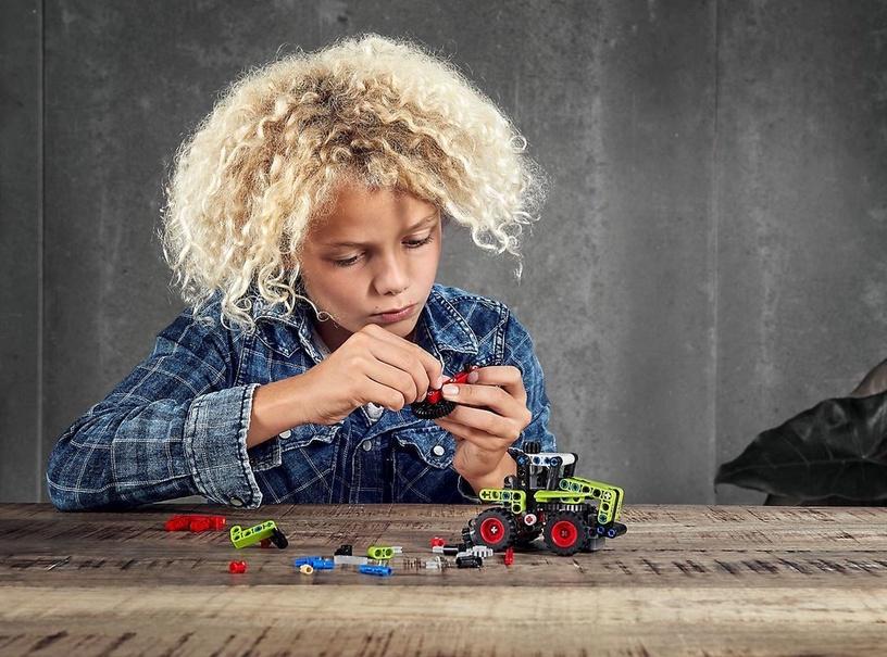 Конструктор LEGO Technic Mini CLAAS Xerion 42102 42102, 130 шт.