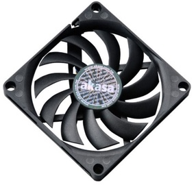 Akasa Slimfan Cooler 80mm Black