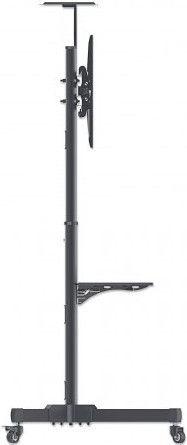 Televizoriaus laikiklis Manhattan Mobile stand for TV LCD/LED/Plasma 37''-70''