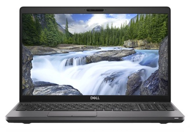 Dell Latitude 5501 Black i5 8/256GB UHD W10P PL
