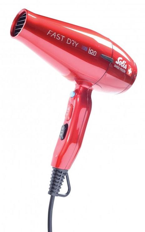 Plaukų džiovintuvas Solis Fast Dry 969.24