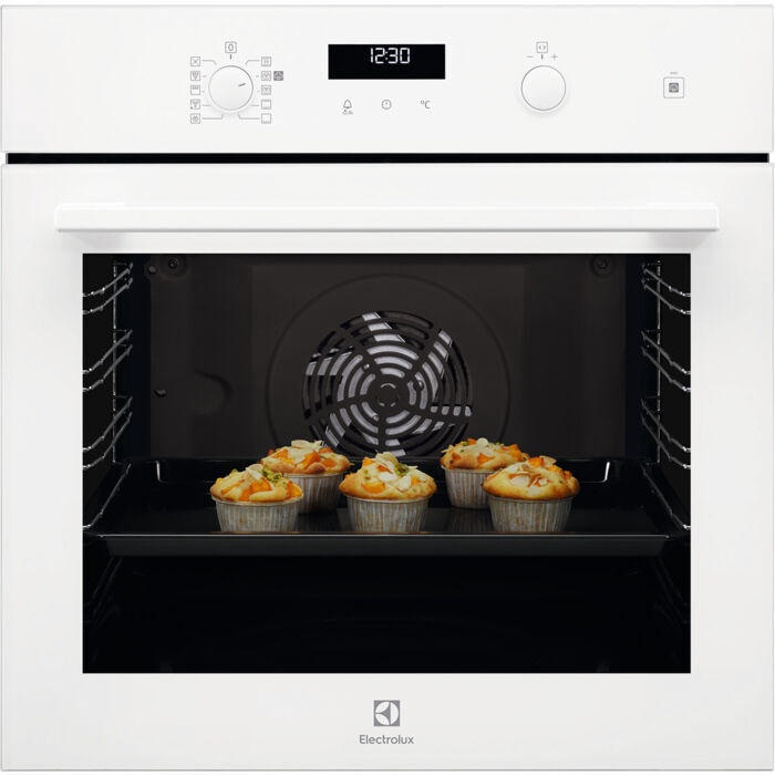 Electrolux Build-in Oven EOD6C71V White