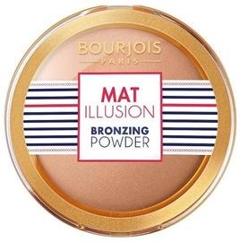 BOURJOIS Paris Mat Illusion Bronzing Powder 21 15g