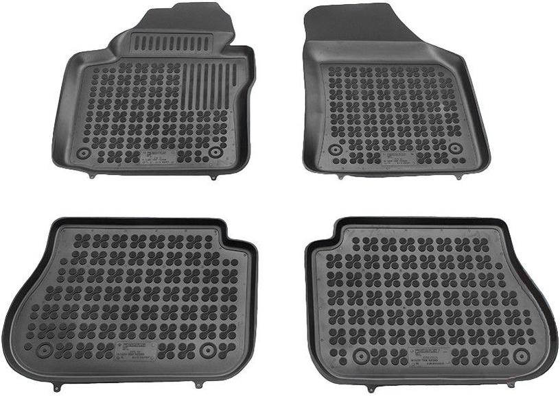 REZAW-PLAST VW Caddy 11/2003 5-Seats Rubber Floor Mats