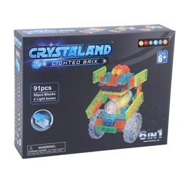 Konstruktor Crystaland, helendav mašina, 6 in 1