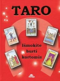 Knyga Taro išmokite burti kortomis