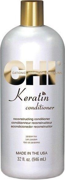 Plaukų kondicionierius Farouk Systems CHI Keratin Conditioner, 946 ml