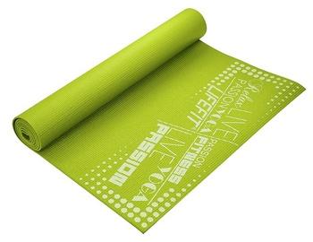 Gimnastikos kilimėlis 173x61x0.4 žalias