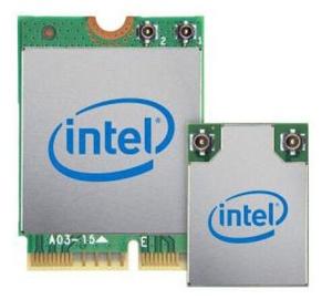 Tinklo plokštė Intel AX201
