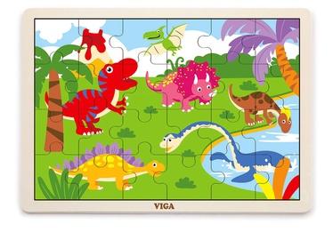Puzle VIGA Dinosaur, 24 gab.