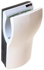 Mediclinics Dualflow Plus Hand Dryer M14 White