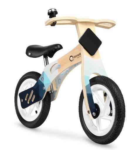 Lionelo Willy Balance Bike Indygo Blue