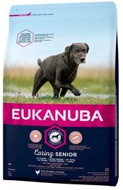 Eukanuba Caring Senior Large Breed Chicken 3kg
