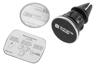 Автомобильные держатели Natec Extreme Media NKP-1092 Magnetic Car Holder Black