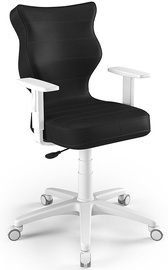 Entelo Office Chair Duo White/Black Size 6 VE01