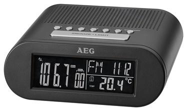 Radijo imtuvas su laikrodžiu AEG MRC 4145 F