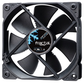Fractal Design Fan Dynamic X2 GP 12 120mm Black