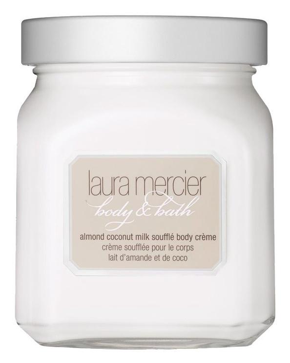 Laura Mercier Almond Coconut Milk Souffle Body Creme 300g