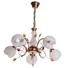 Zhongshan 149881 Ceiling Lamp 5x40W E14 Gold