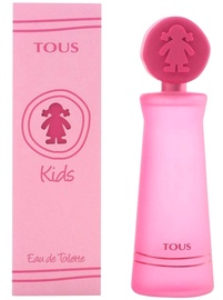 Tualetinis vanduo Tous Kids Girl EDT, 100 ml