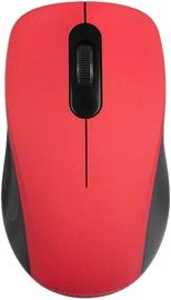 Kompiuterio pelė Modecom WM10S Red, bevielė, optinė