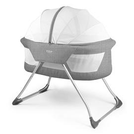Детская кроватка Inovi Cocoon Travel Cot, серый