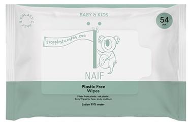 Влажные салфетки Naif Baby & Kids, 54 шт.