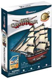 Cubicfun USS Constitution 3D