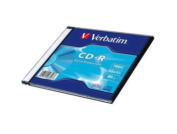 Kompaktinis diskas CD-R Verbatim 700 MB