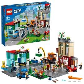 Конструктор LEGO City Центр города 60292, 790 шт.