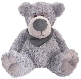 Beppe Bear Bruno Grey With Scarf 25cm 13261