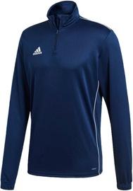 Adidas Core 18 Training Top Sweatshirt Navy M