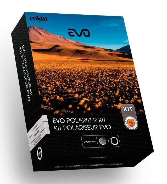 Cokin Evo M Filter Holder + C-PL Filter Kit