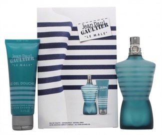 Jean Paul Gaultier Le Male 125ml EDT + 75ml Shower Gel