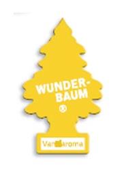 Gaisa atsvaidzinātājs automašīnām Wunder-Baum Vanillaroma