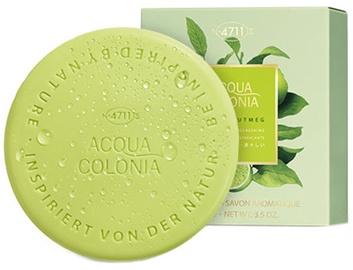 4711 Acqua Colonia Lime & Nutmeg Soap 100g