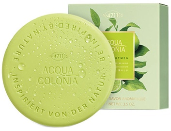 4711 Acqua Colonia Lime & Nutmeg Soap 100g