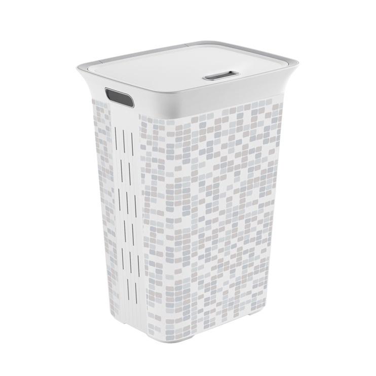 Skalbinių dėžė Kis Mosaic, 60 l