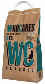 Geohellas Who Cares Classic Cat Litter 5kg