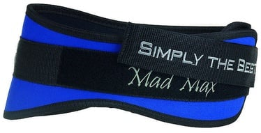 Mad Max Simply the Best Belt Blue L