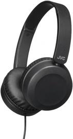 Ausinės JVC HA-S31M Black