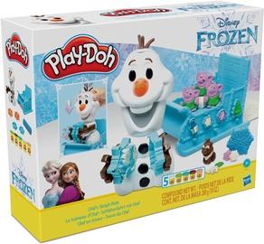 Hasbro Play-Doh Frozen Olafs Sleigh Ride E5375EU4