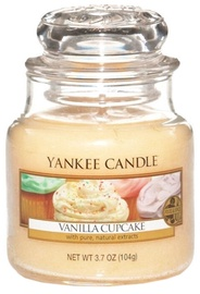 Yankee Candle Classic Small Jar Vanilla Cupcake 104g