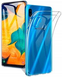 Evelatus Silicon Back Case For Samsung Galaxy A20 Transparent