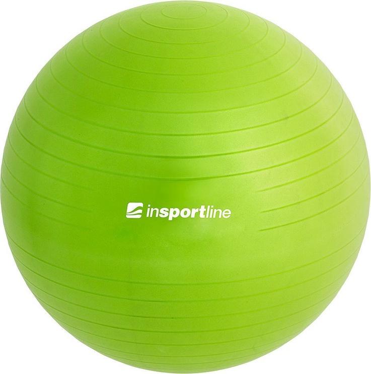 inSPORTline Gymnastics Ball 75cm Green